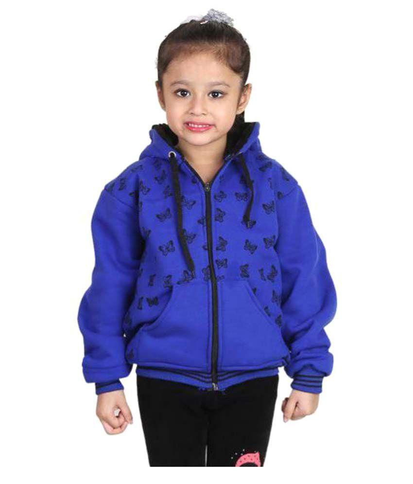 Crazeis Blue Jacket