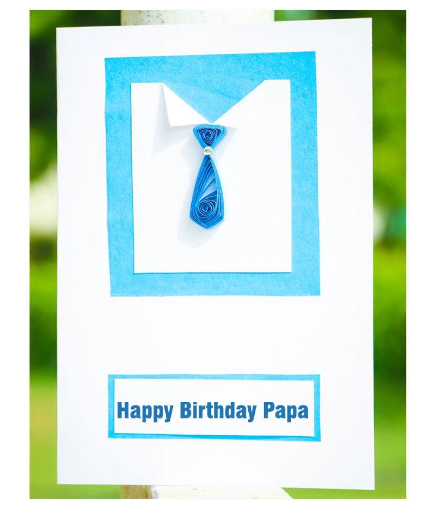 Bonitahub Happy Birthday Papa Card Buy Online At Best Price In India