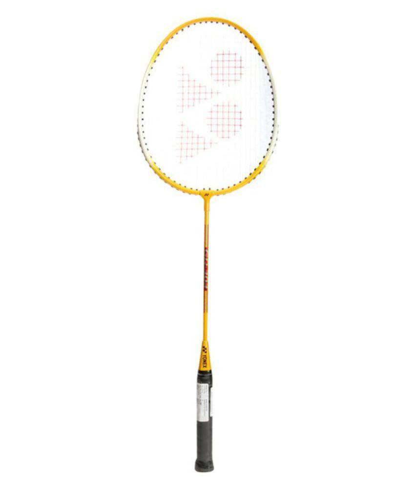 Yonex GR 303 Badminton Racket YELLOW: Buy Online at Best ...