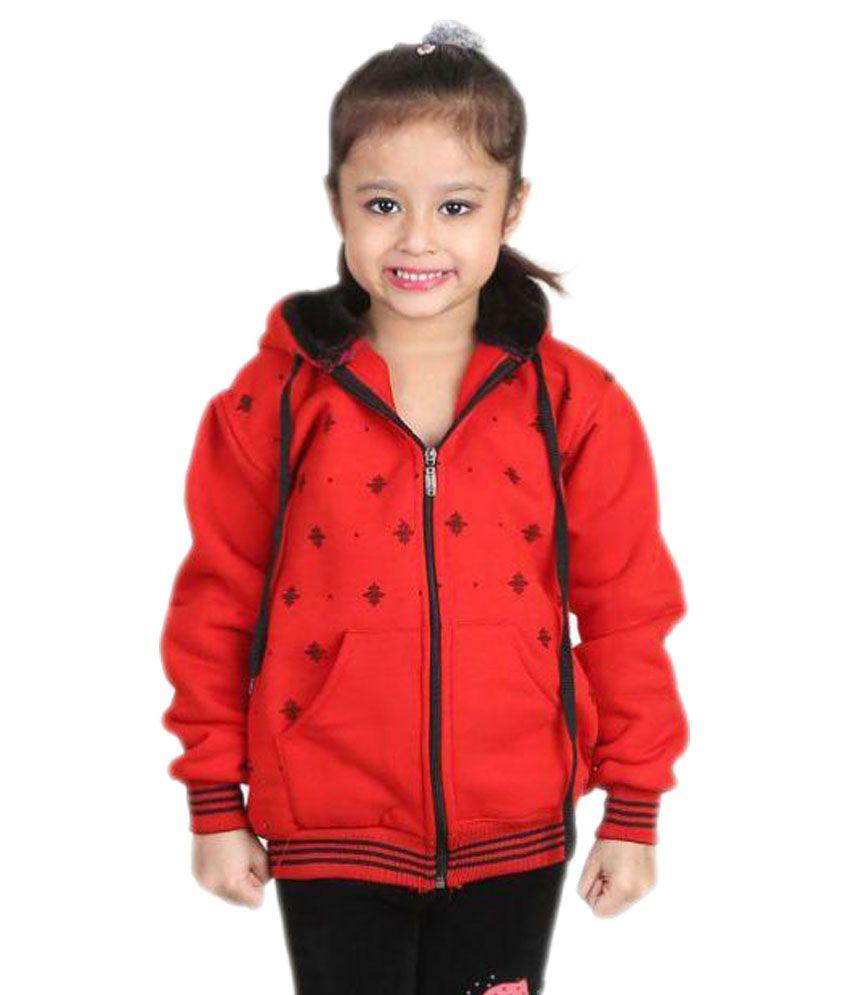 Crazeis Red Jacket