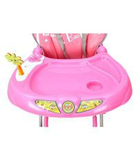 Variety Gift Centre Pink Baby High Chair