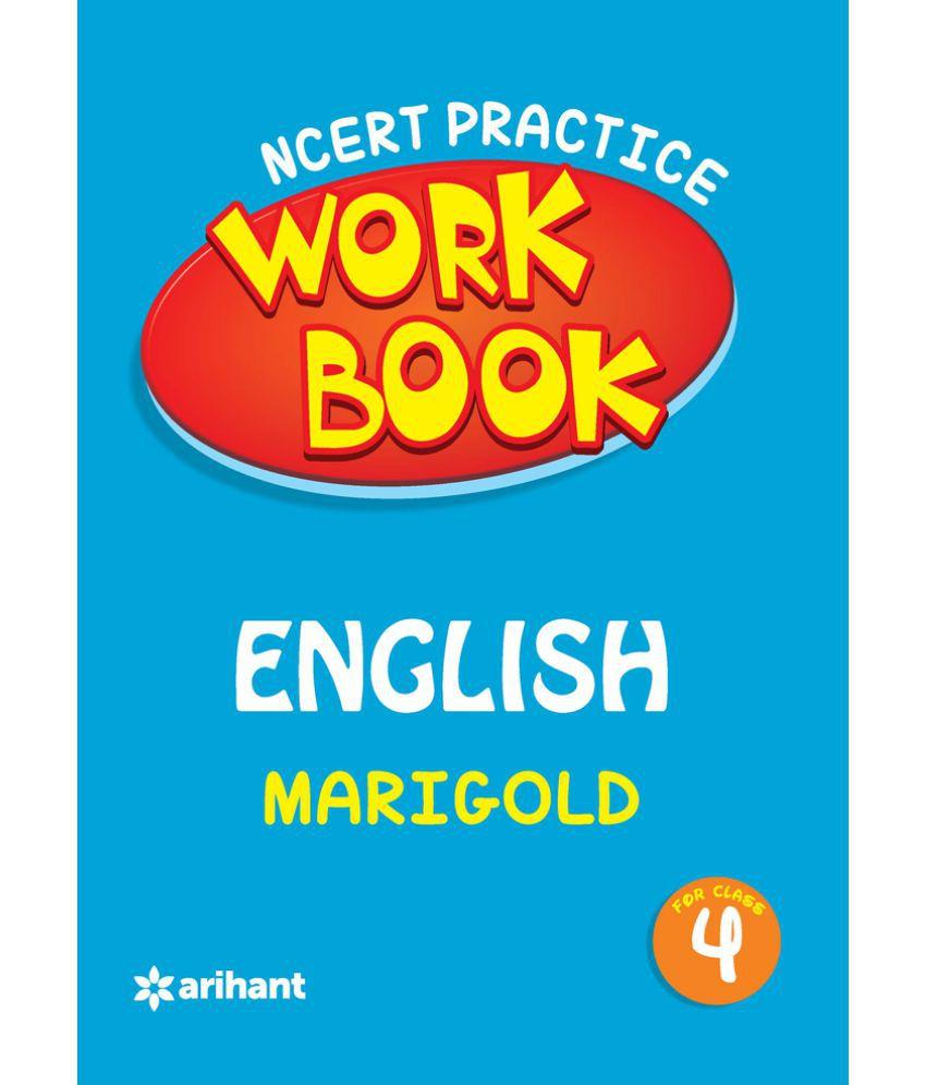 NCERT practice workbook English Marigold Class 4: Buy NCERT practice ...
