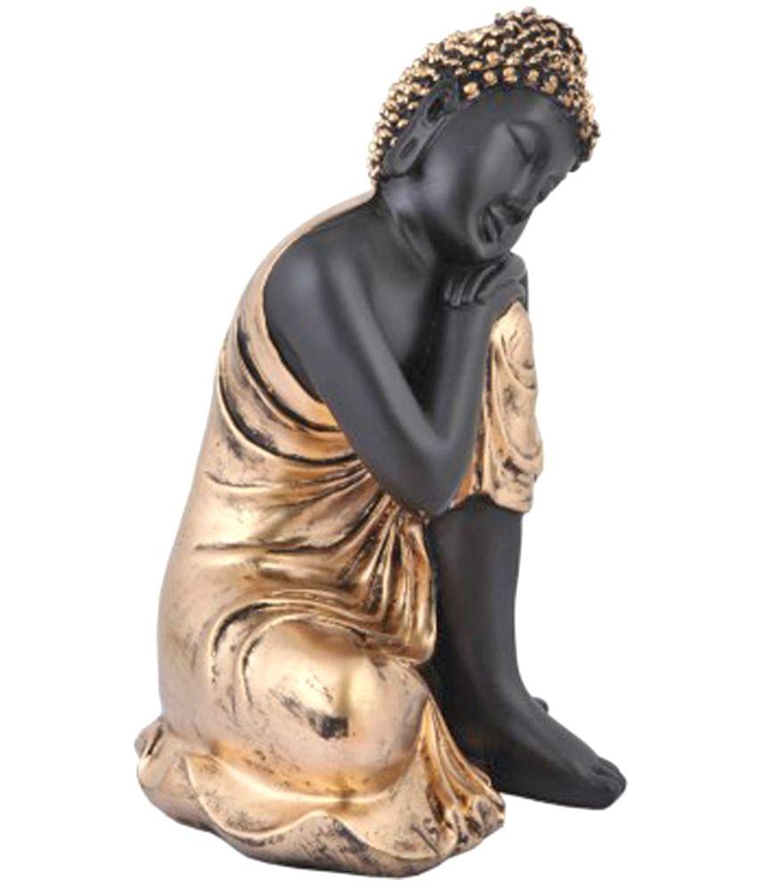 Craftkriti Buddha Polyresin Idol