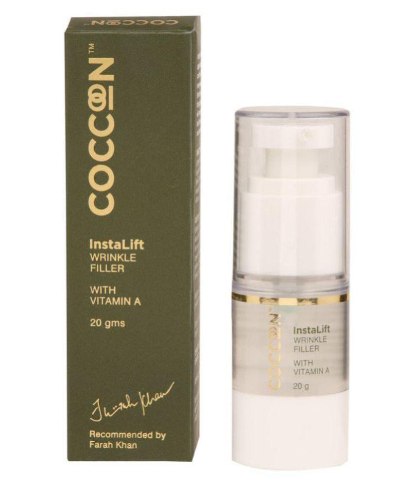 coccoon Instalift Wrinkle Filler Day Cream 20 gm