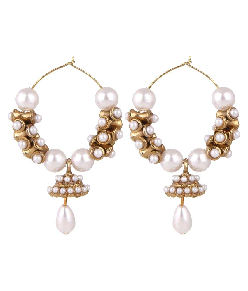 Archi Collection Ethnic Earrings for Girls and Women