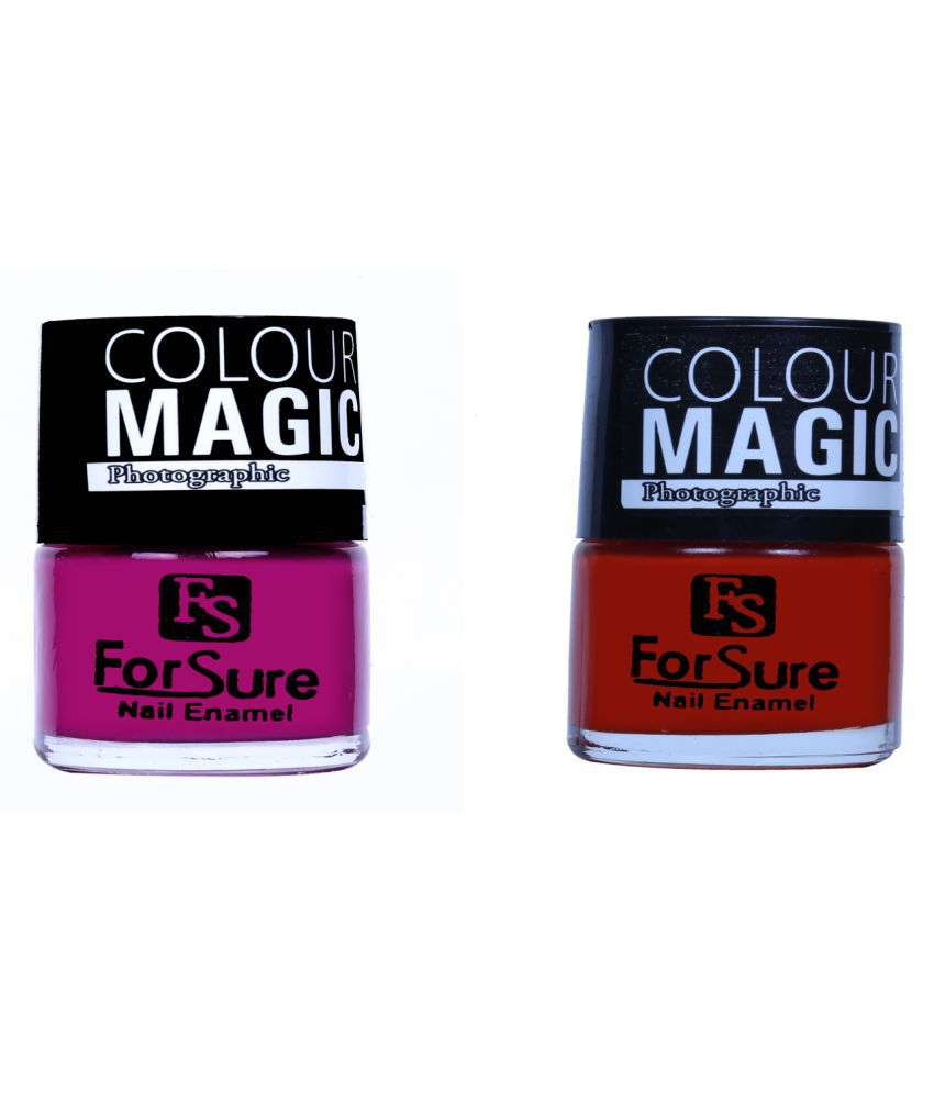 Forsure Nail Polish Multi Color 100gm gm