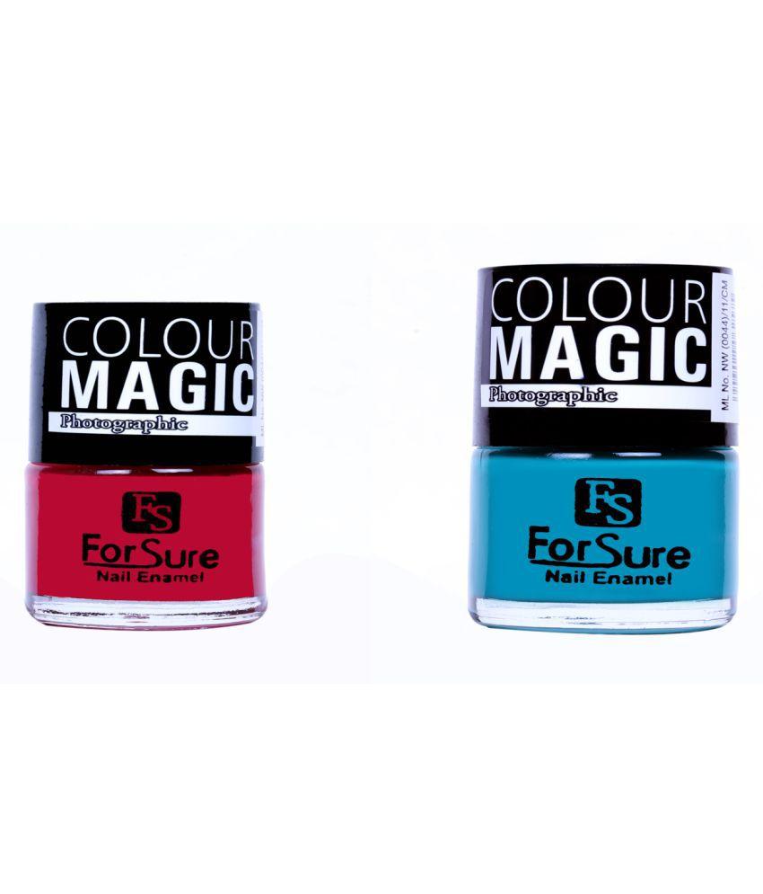 Forsure Nail Polish Multi Color 100gm gm