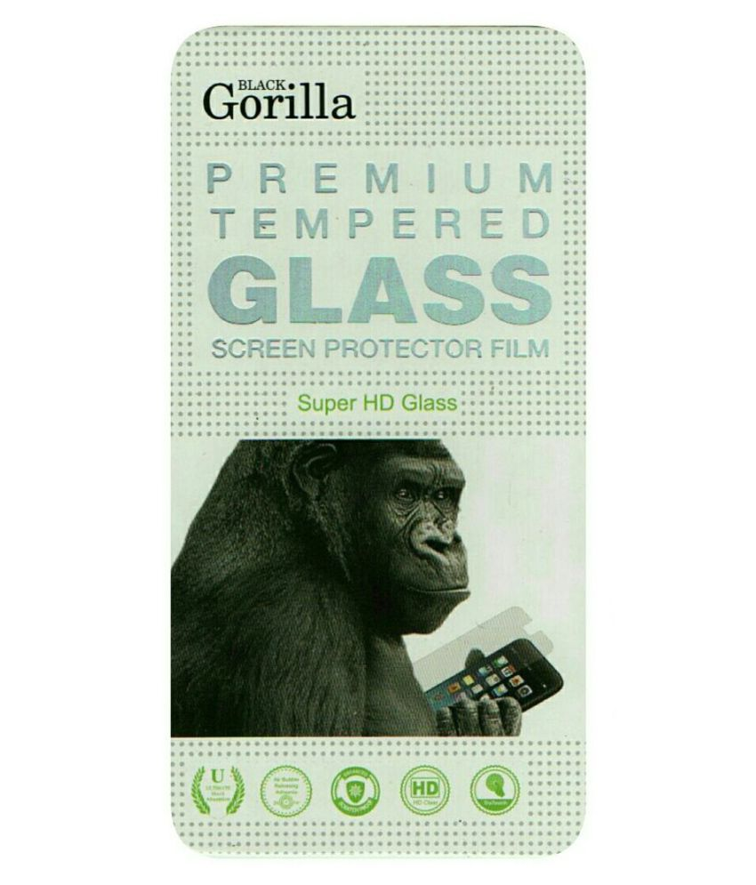 Micromax Yu Yutopia Tempered Glass Screen Guard By BLACK GORILLA