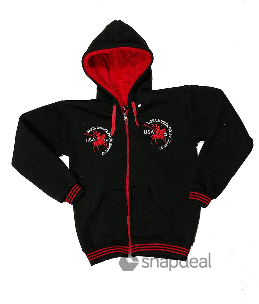 Crazeis Black Jackets