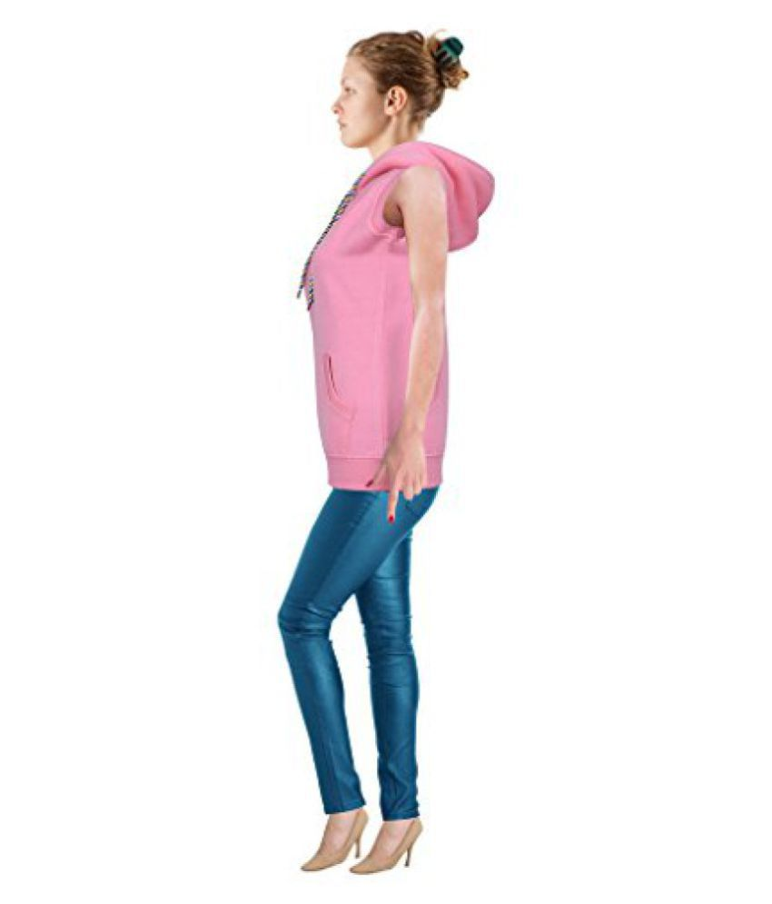 NGT Twin Pink Sweatshirts For Women in High Quality.
