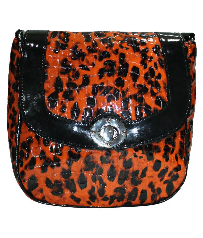 Moda Desire Multi P.U. Sling Bag