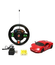 Wembley Toys Red Gravity Sensor Remote Control Car