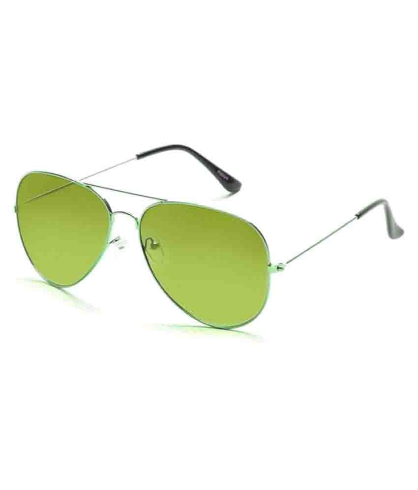 Hh Green Aviator Sunglasses ( H-6 ) - Buy Hh Green Aviator Sunglasses ( H-6  ) Online at Low Price - Snapdeal d590f4a69f