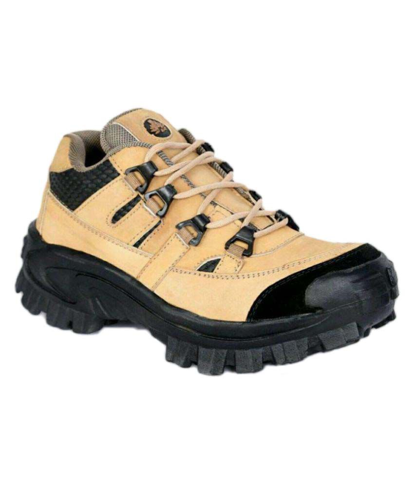 Genetices Shoes Camel Hiking & Trekking Boot