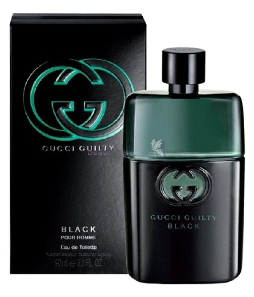d34646aebab Gucci Frags Guilty Black 90ml  Buy Online at Best Prices in India - Snapdeal