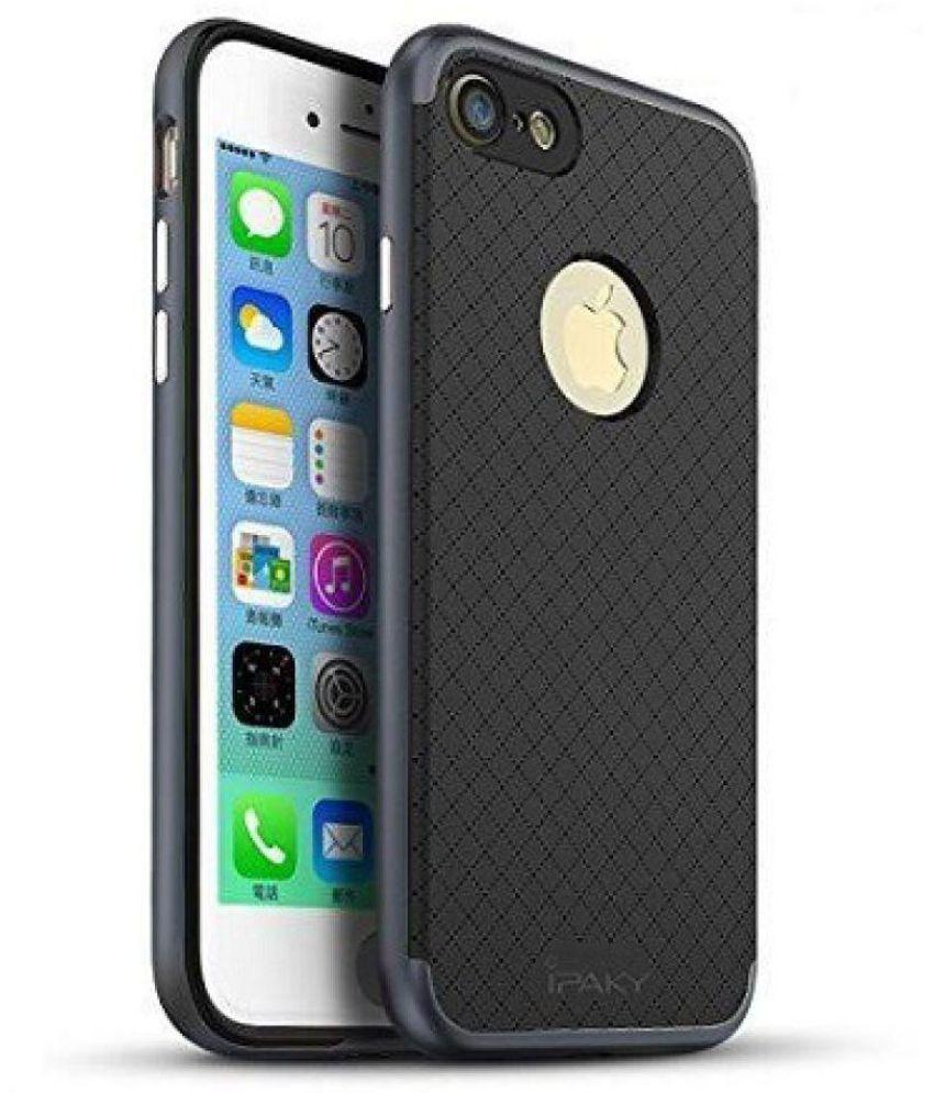 reputable site 38a1a 308ff Apple iPhone 7 Plain Cases PREMSONS - Grey