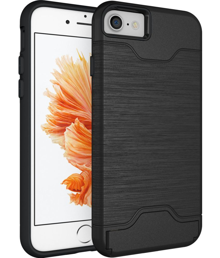Apple iPhone 7 Cases with Stands CUBIX - Grey