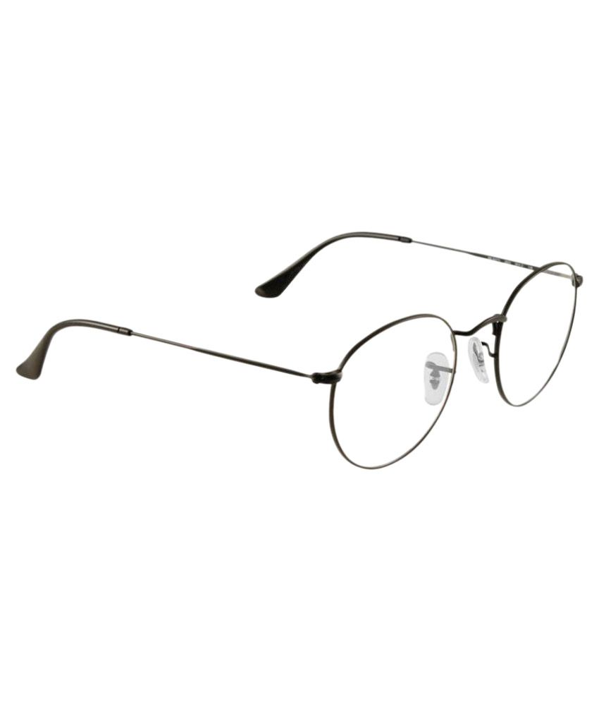 b51a622bca Ray-Ban Black Round Spectacle Frame RX-3447V-2503-50 - Buy Ray-Ban Black  Round Spectacle Frame RX-3447V-2503-50 Online at Low Price - Snapdeal