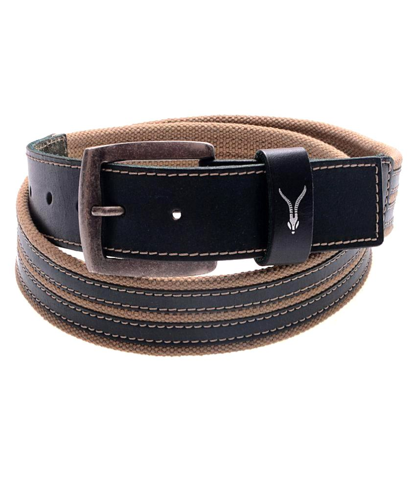 Virtuoso Multi Leather Casual Belts