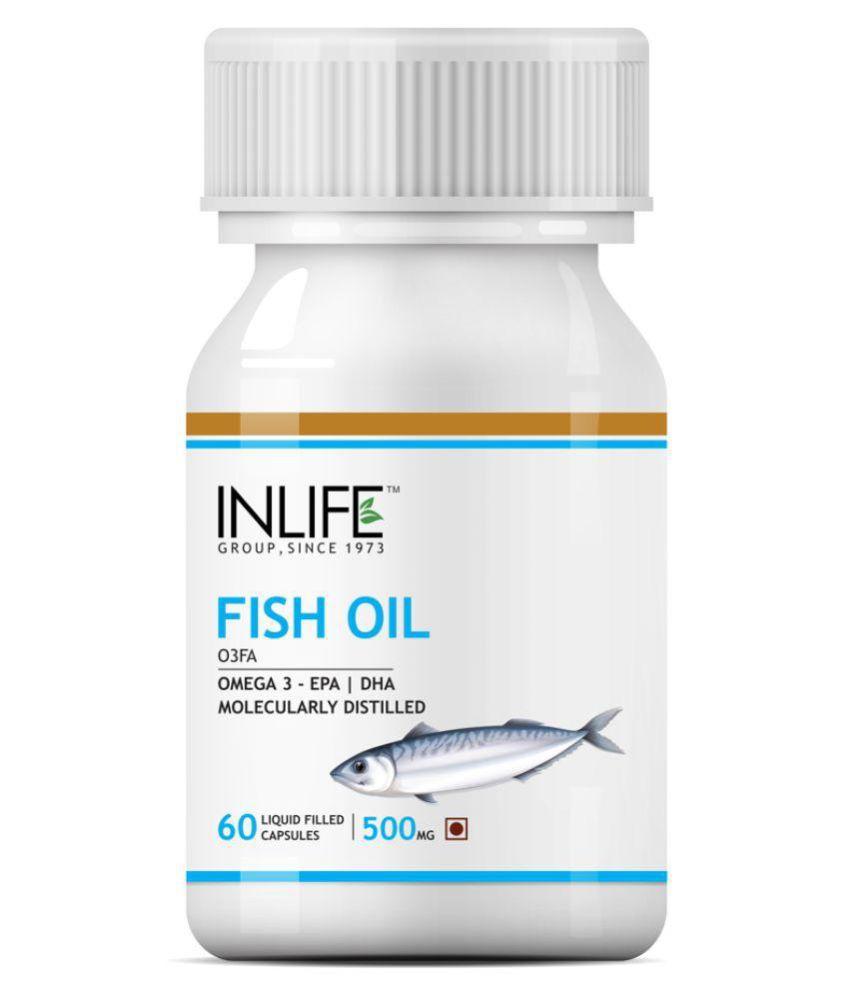 Inlife fish oil omega 3 capsules 1000mg epa dha 60 no s for Fish oil memory