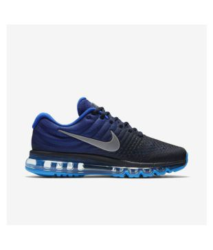 133c2ae6ed739 Nike Air Max 2017 Multi Color Running Shoes - Buy Nike Air Max 2017 Multi  Color Running Shoes Online at Best Prices in India on Snapdeal