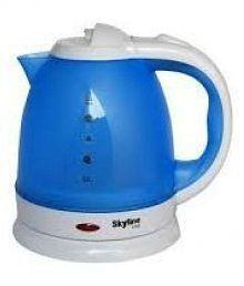 Skyline VT-7090 1.2 Liters 1000 Watts Plastic Electric Kettle