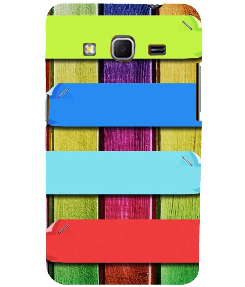 Samsung Galaxy Core Prime Printed Cover By PrintVisa