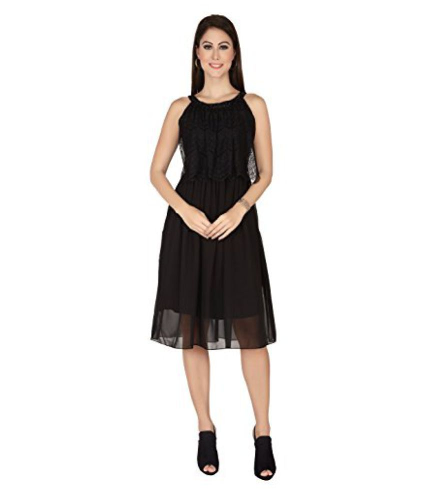 SoieWomens Halterneck Dress - Buy SoieWomens