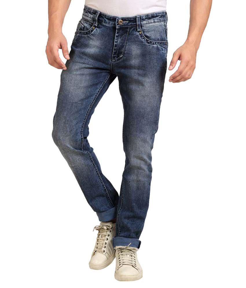 Goplay Blue Slim Jeans
