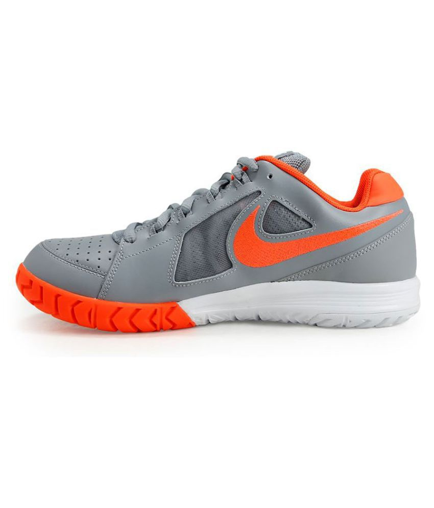 buy online 00205 92fe8 ... Nike Air Vapor Ace Gray Male Non-Marking Shoes ...