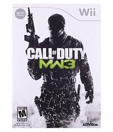 Call Of Duty: Modern Warfare 3 ( Nintendo Wii )