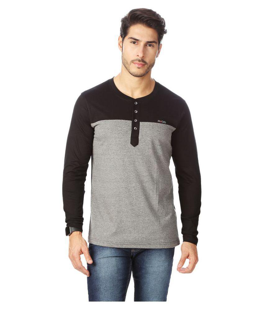 Rodid Multi Henley T-Shirt