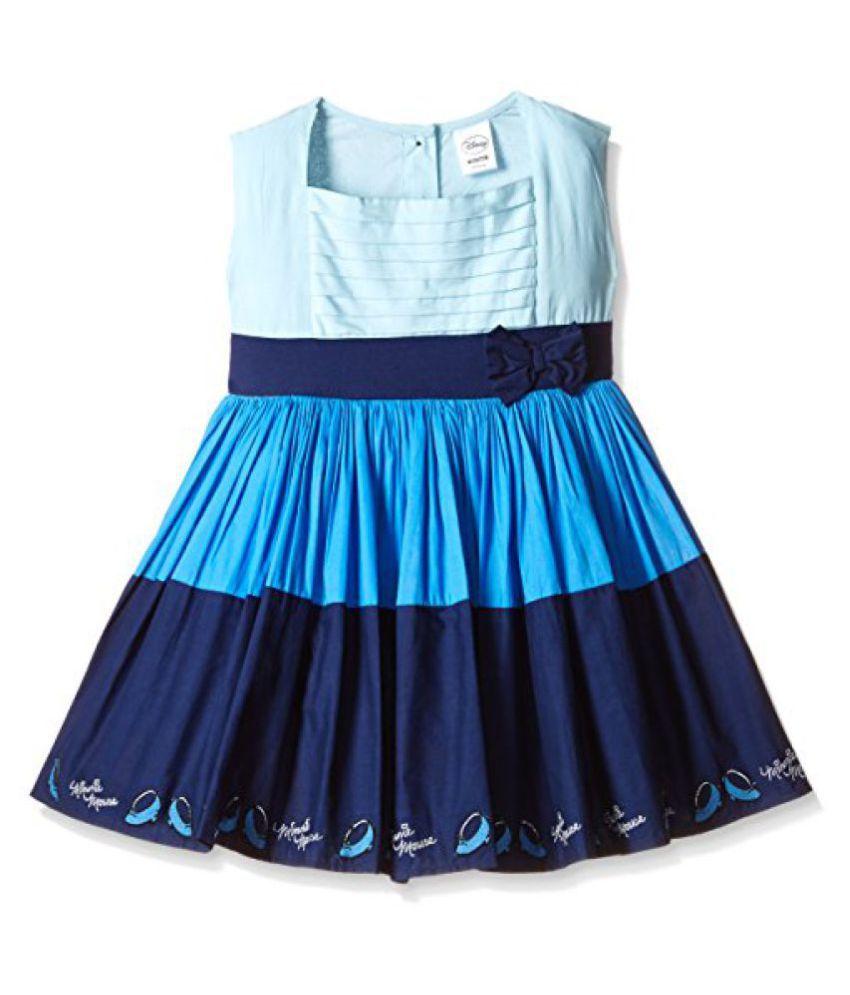 Mickey & Friends Girls Dress