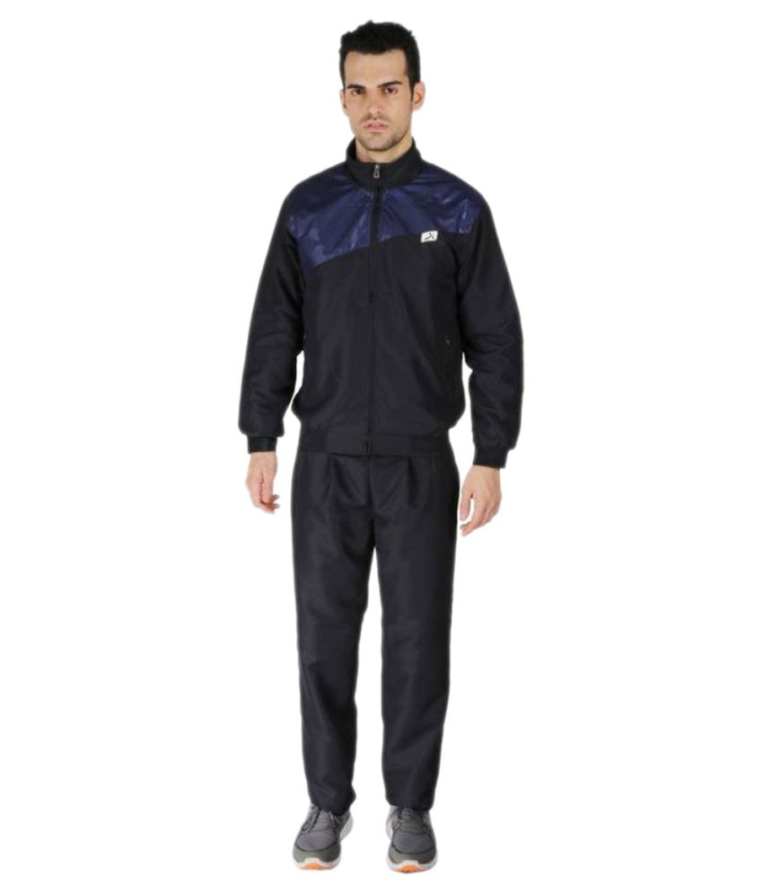 Vector Navy Track Suits