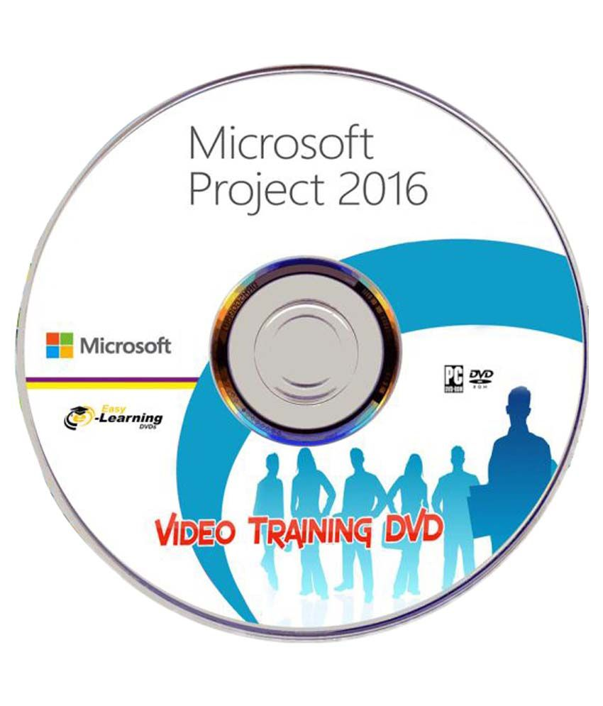 microsoft project 2016 online training