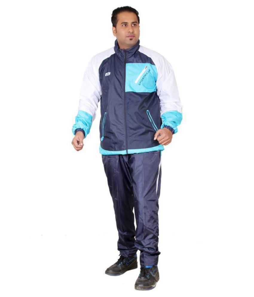Vector X Multicolor Polyster Printed Track Suit