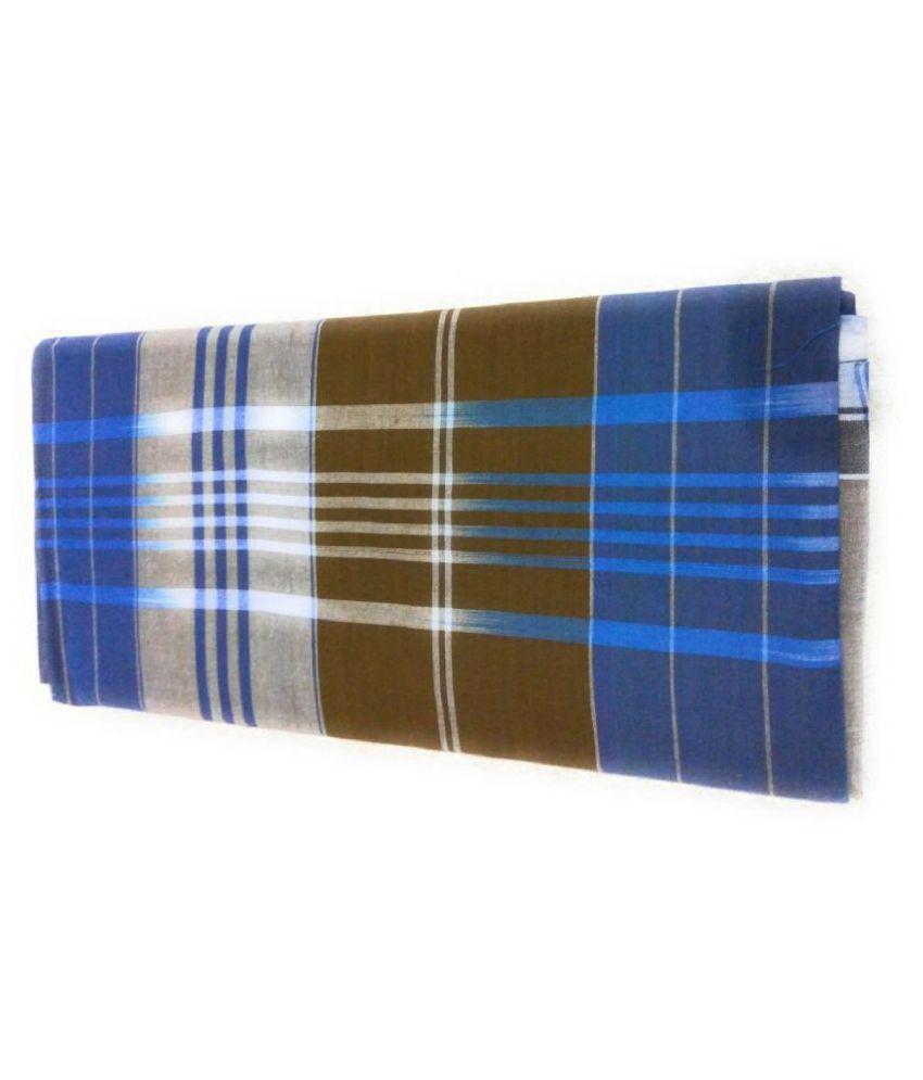 Cotton Colors Multi Lungi