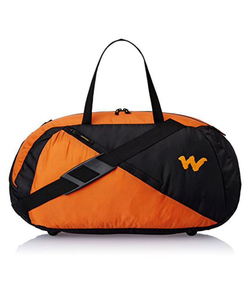 23f9d75e41 Wildcraft Nylon Orange 55.88 cms Travel Duffle (8903338024545) - Buy  Wildcraft Nylon Orange 55.88 cms Travel Duffle (8903338024545) Online at  Low Price - ...
