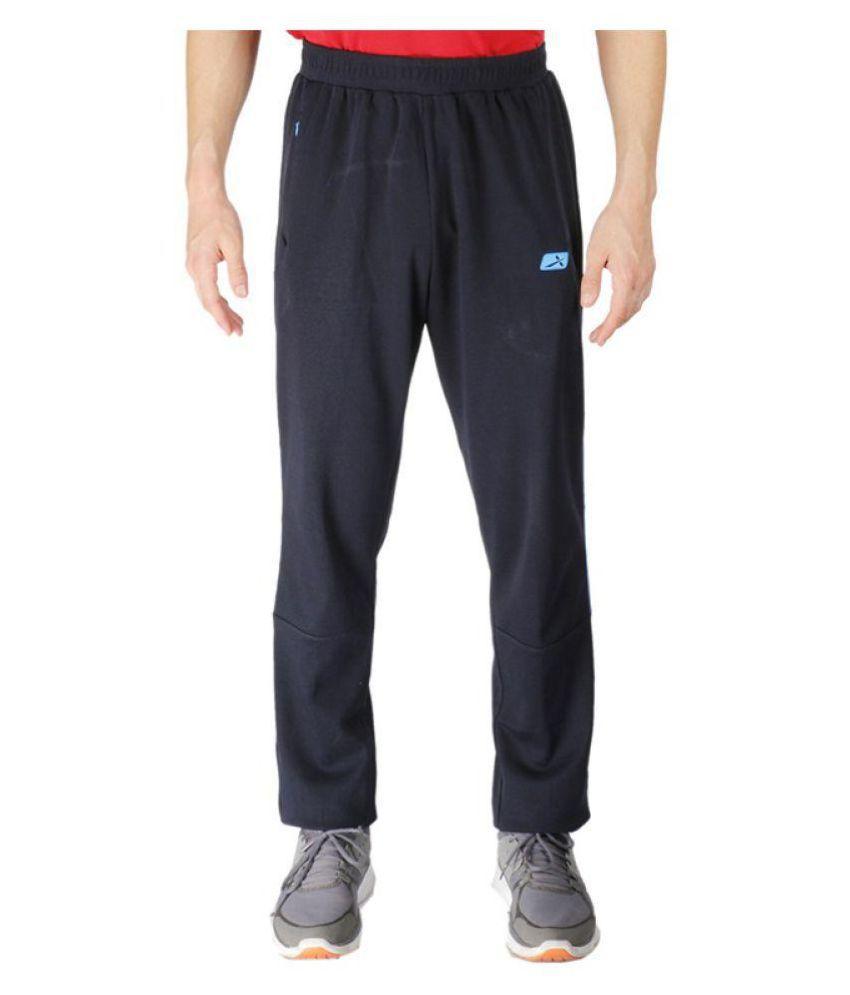 Vector X VL-1000-A Solid Men's Blue Track Pants