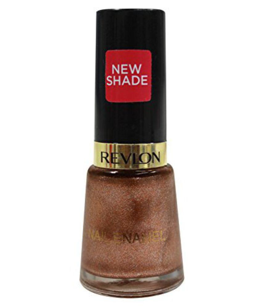 Revlon Nail Enamel Copper Penny, 8ml
