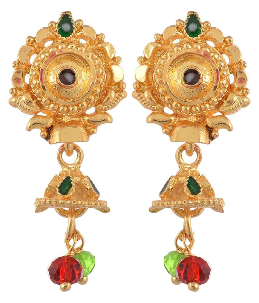 Handicraft Kottage 22k Gold None Hangings