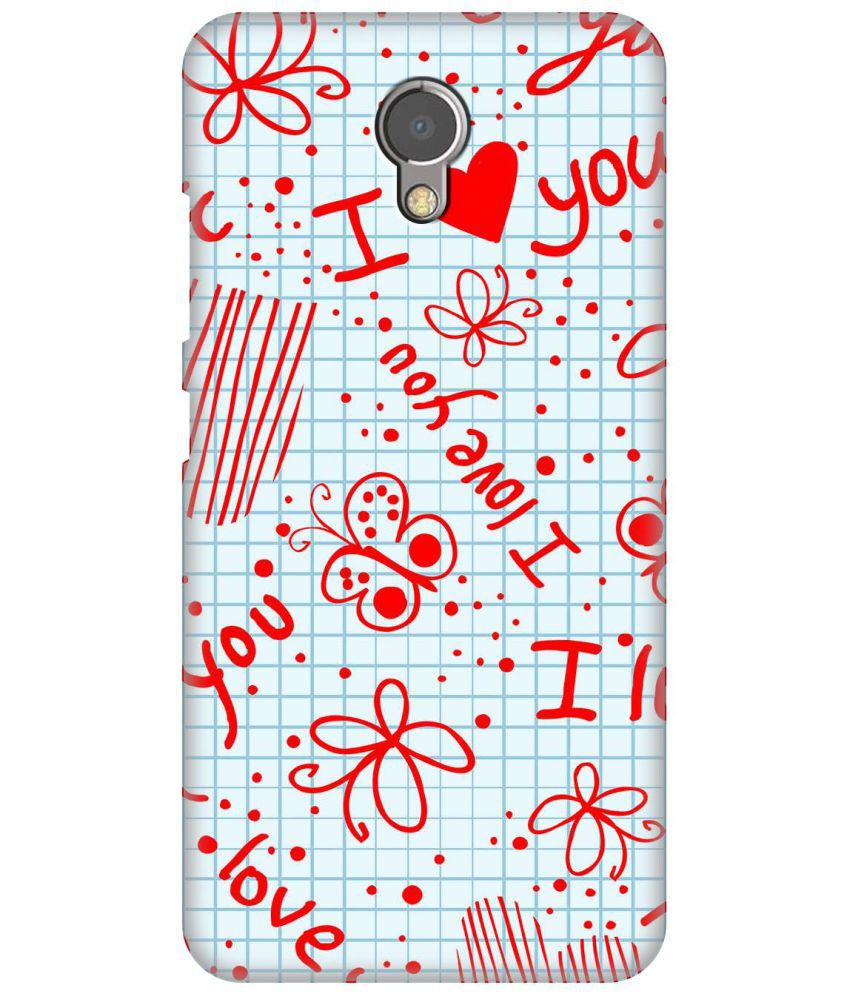 Lenovo P2 Printed Cover By SWAGMYCASE