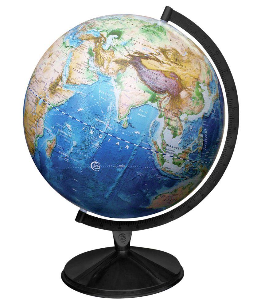 Gold dust egpgd1011 dia 203 cm physical map globe buy online at gold dust egpgd1011 dia 203 cm physical map globe gumiabroncs Images