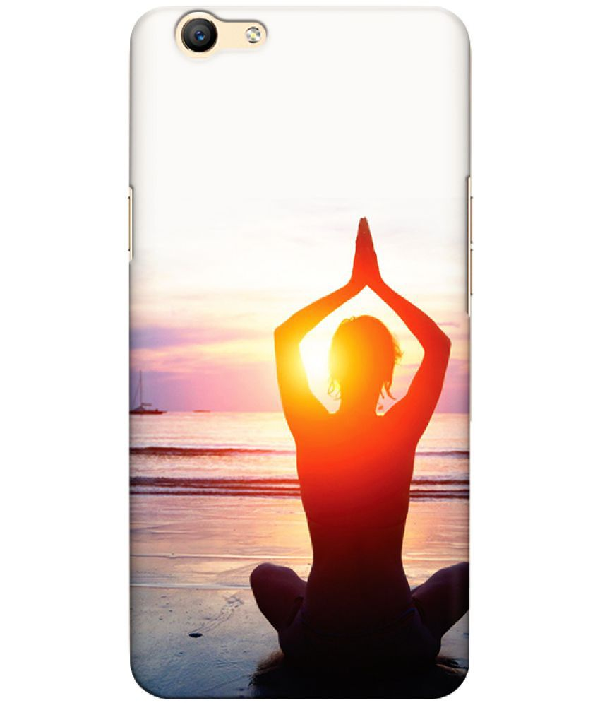 Oppo F1s Printed Cover By CRAZYINK