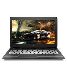 HP Pavilion 15-AU628TX Notebook Core i7 (7th Generation) 8 GB 39.62cm(15.6) Windows 10 Home 4 GB Silver