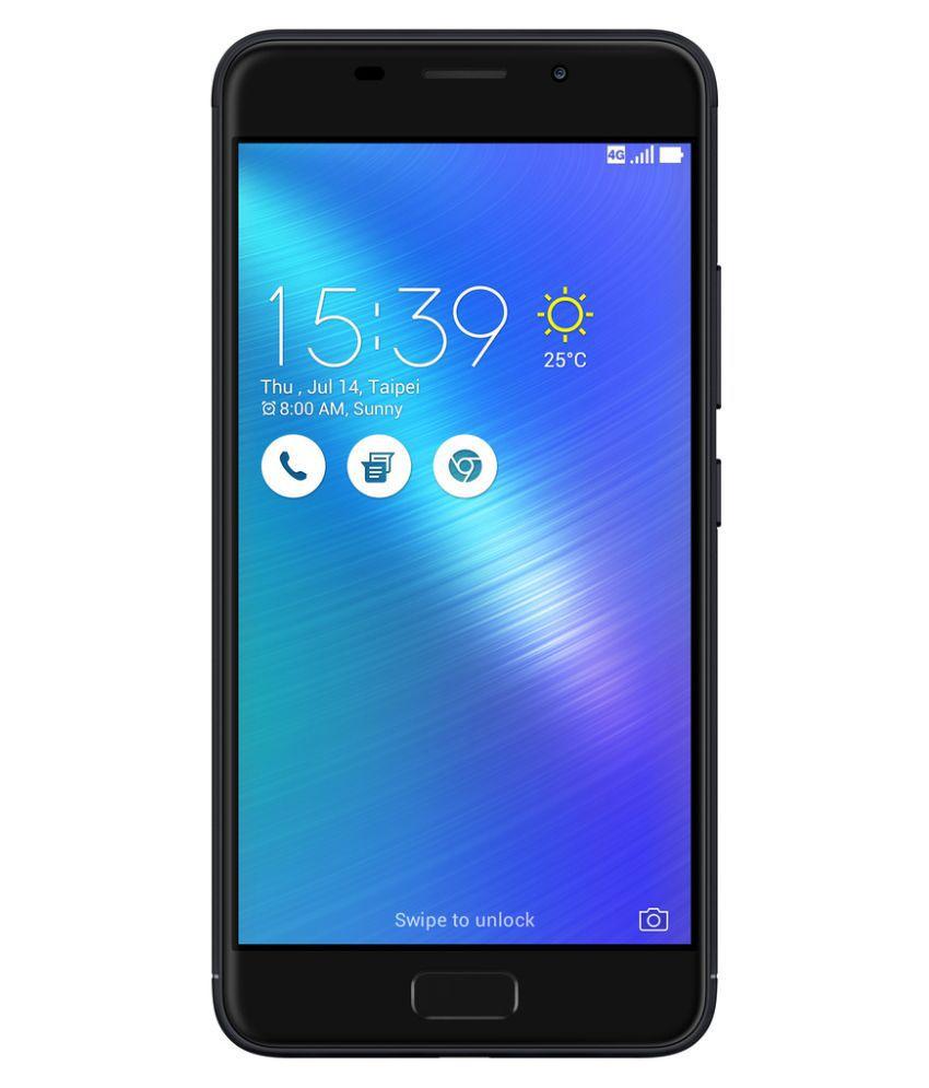 Asus Zenfone 3s Max ZC521TL ( 32GB , 3 GB ) Black