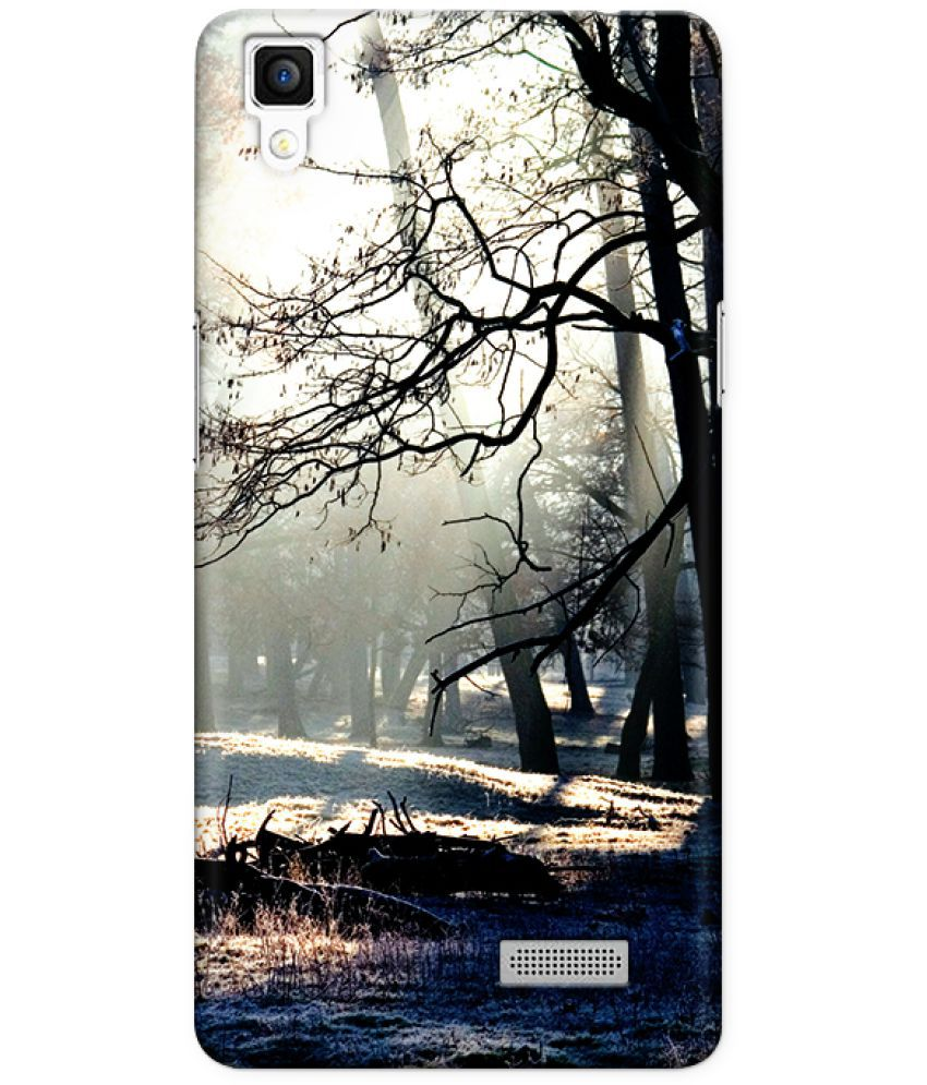 Oppo R7 Printed Cover By CRAZYINK