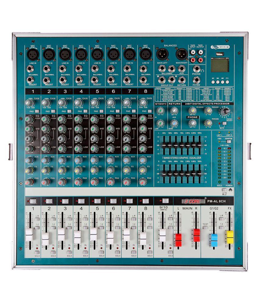 5 core 8 channel power mixer digital mixers buy 5 core 8 channel power mixer digital mixers. Black Bedroom Furniture Sets. Home Design Ideas