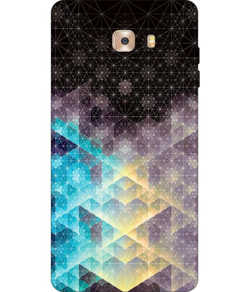 Samsung Galaxy C9 Pro Printed Cover By Go Hooked