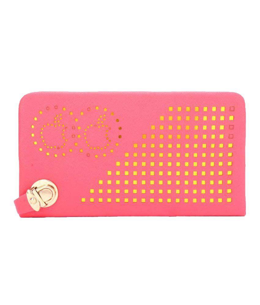 Style Zone PeachPuff Wallet